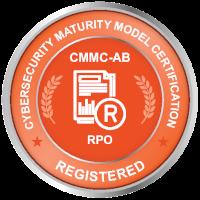 CMMC-AB Registered Provider Organization Logo
