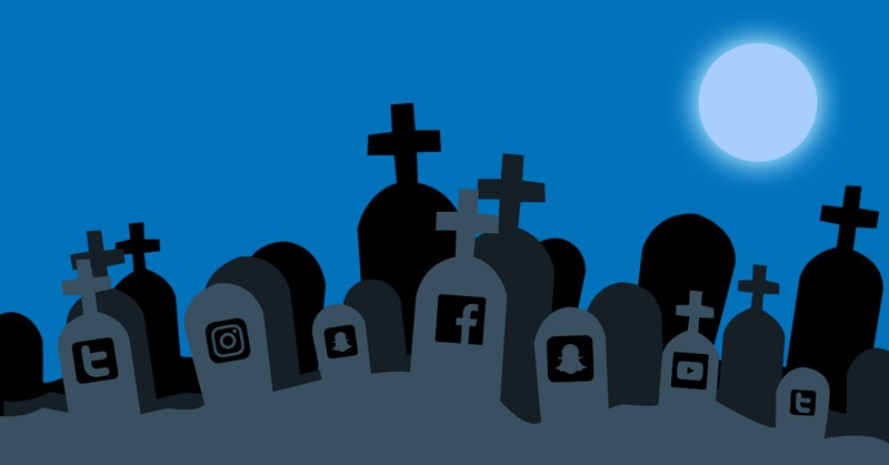 Tombstones and Twitter Feeds: Social Media After You Die